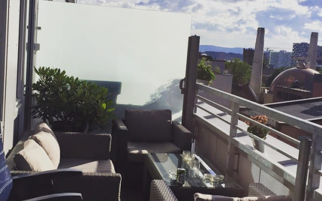 Privatzimmer - Dachgeschoss - tolle Terrasse