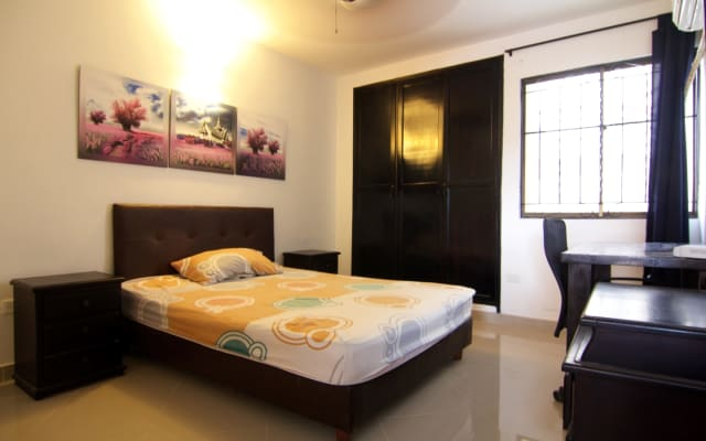 nice apartment in the historical centre of Santa Marta