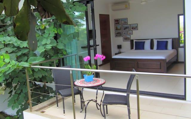 Smart B & B Zimmer in der Nähe von Bang Tao Beach, Phuket