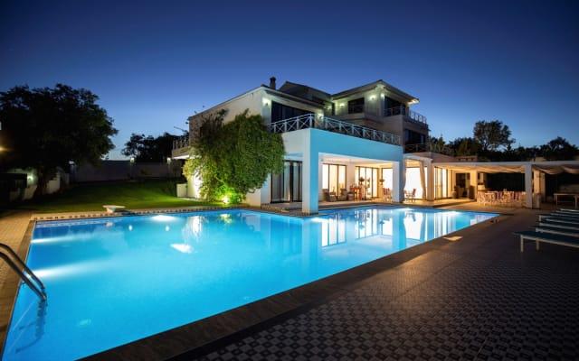 Villa Gaia the ultimate luxury in Corfu
