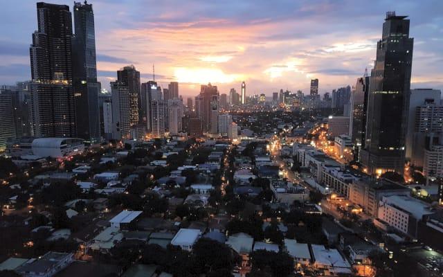 Executive Suite at Jazz Residences in Makati Metro Manila
