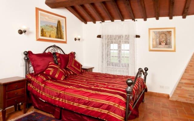 Autentica villa toscana Villa La Mucchia affascinante 8 '' Viola ''