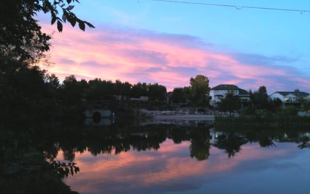 Haus am See in der Nähe von LODO, LOHI, Regis Univ. Rm. 2
