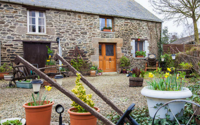 Mont St Michel Haus Montitier Bed and Breakfast