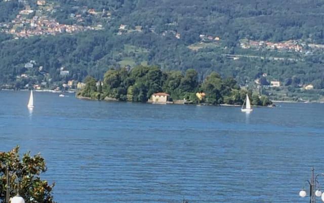 Lago Maggiore a la vuelta de la esquina