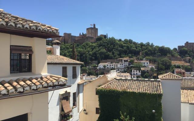 Loft con vistas Alhambra Casa del Cantaor