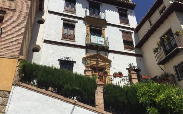 La Casa del Cantaor Loft con vistas al Huerto