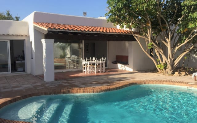 Can Fuentes Villa para 8 pers con piscina privada