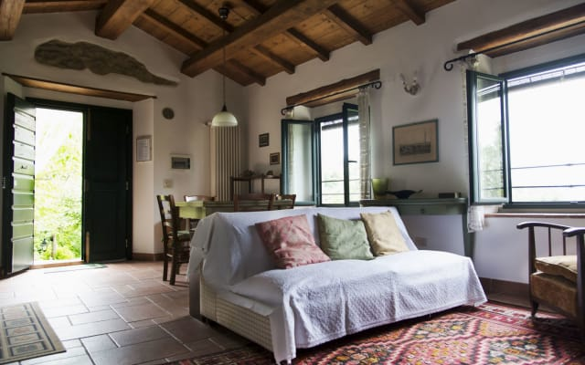 """Apartment """"The crocodile"""" oasis of relax near Florence"""