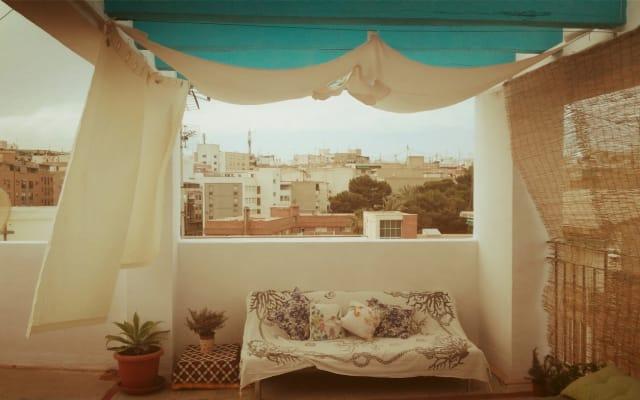 Bel appartement près du centre d'Alicante.