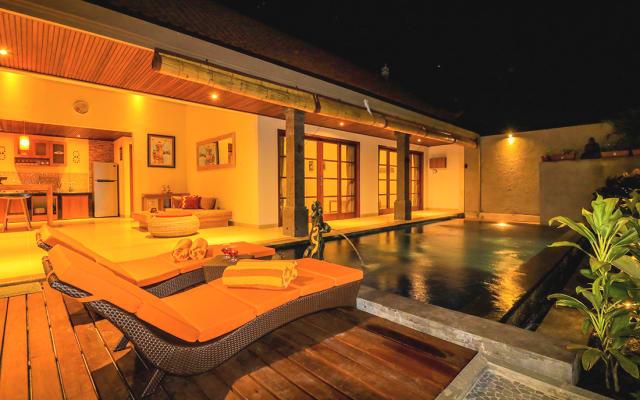 Beautiful Private Pool Villa Seminyak