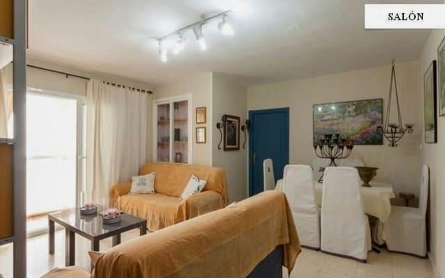 Soleado apartamento