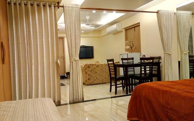 Quarto Suite (Stay In Bandra West Mumbai)