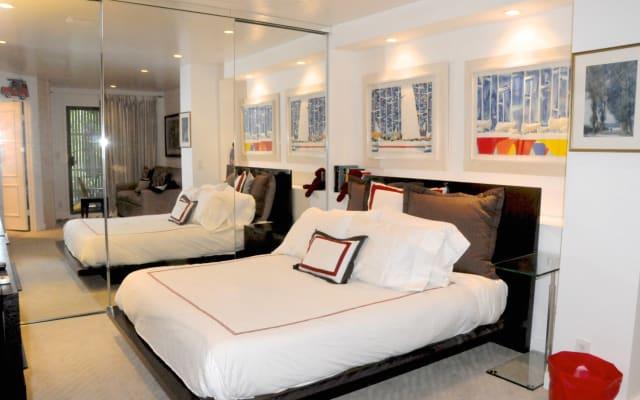 Appartamento privato sulle colline di Beverly Hills