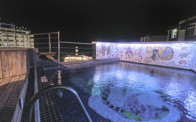 Farol View Penthouse 1 letto con piscina