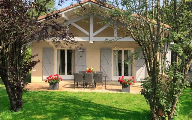 La Monière, seasonal villa