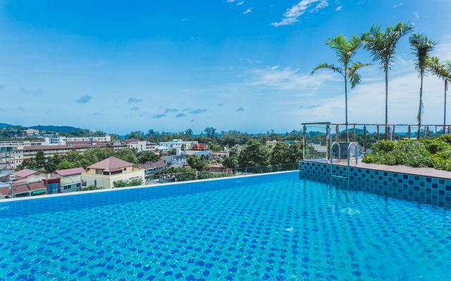 Studio Apartment in Kata in a walking distance to the beach