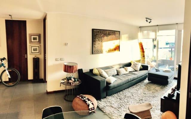 ótimo apartamento em Barrio Italia