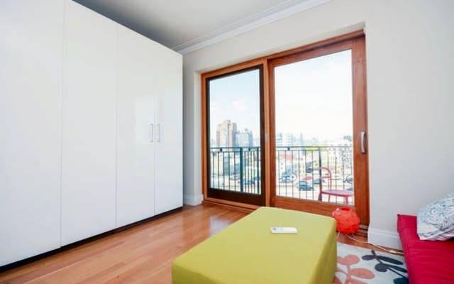 Habitación privada con balcón / azotea