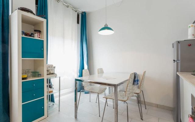 Sunny studio flat near Perugia centre