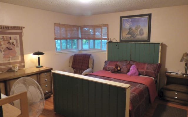 West Guest Room - Extra Cleaning Care - Clothing Optional