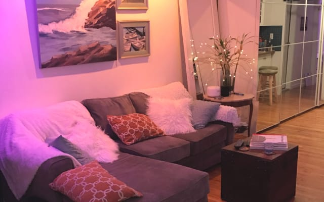 Relaxed West Village Pad - clothing optional friendly