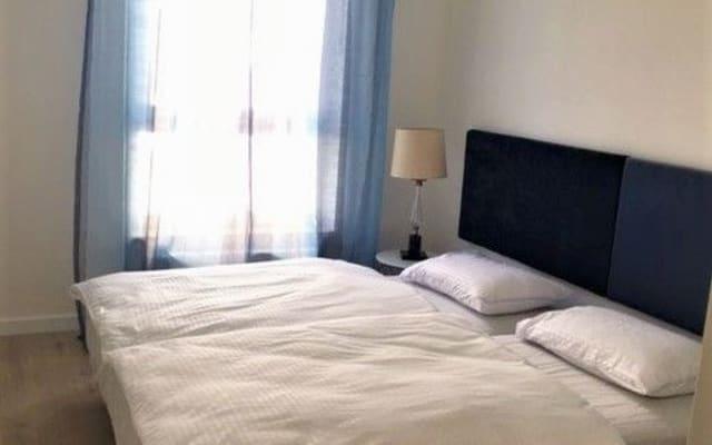 Chambre privée dans un appartement flambant neuf à Poznań