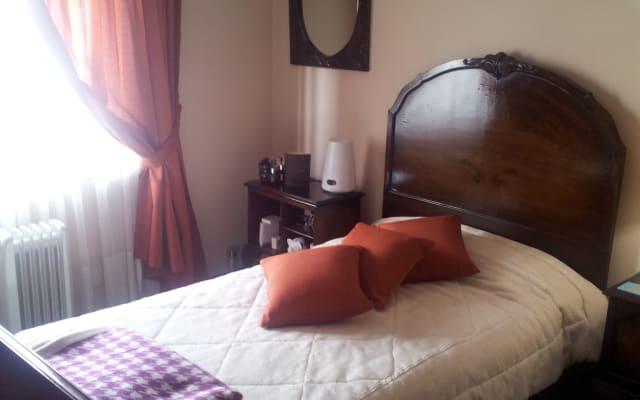 Lovely room on the 14th floor bed&breakfast