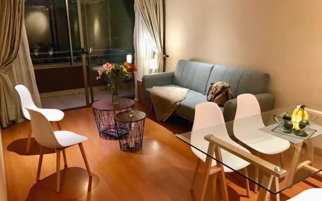 Nueva las condes cosy apartment