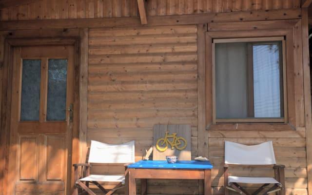 Maisons de bois Filoxenia