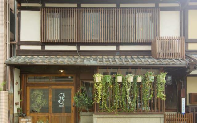 Camera giapponese al 1 ° piano con vista giardino (bagno e servizi...
