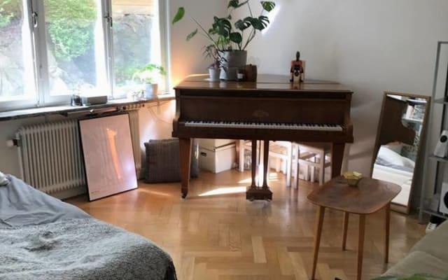 1 room apartment, central & quiet / Kungsholmen