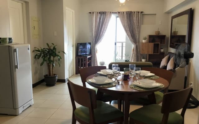Manila Bay View Apartment - 2BR Fully Furnished Condo Unit