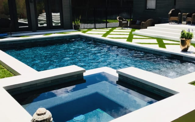 Luxury Pool / Guest House in Montrose