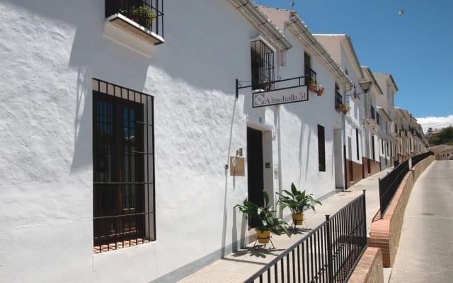 Boutique BnB in una tradizionale città spagnola lontano dalla folla.