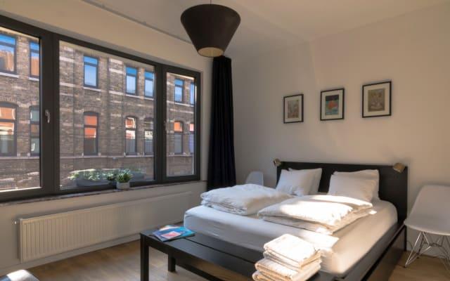 Habitación soleada disponible