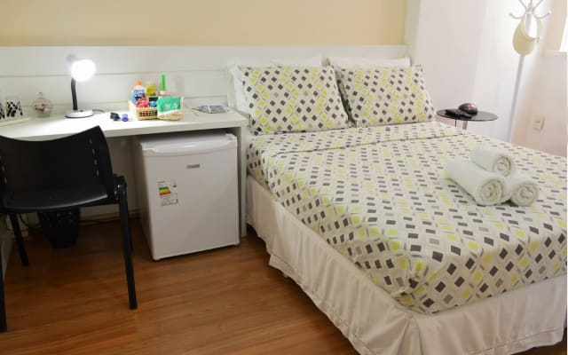 Comfortable suite in Copacabana