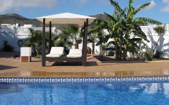 Saint Jose. 3 belles chambres à la Casa Agua Marina. Chambres d'hôtes