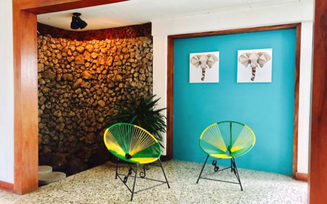 Jolie chambre au parc Sabana