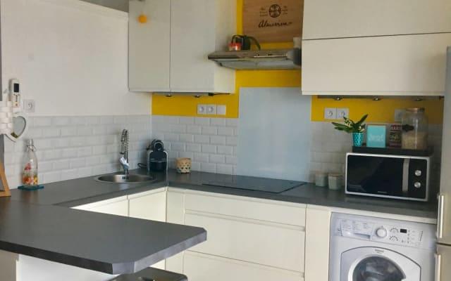 Appartement avec terrasse en plein Centre-Ville de Royan