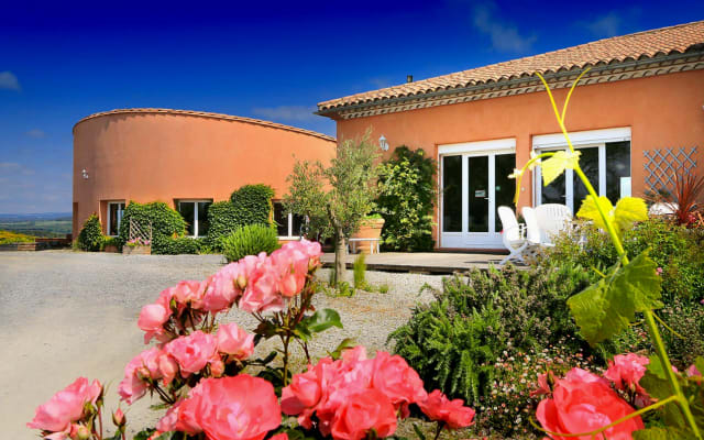 Picturesque Winery and Bed and Breakfast in south of France