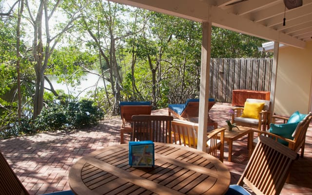 2Bdrm/1Bth Waterfront. Wilton Manors. Private Patio and Parking