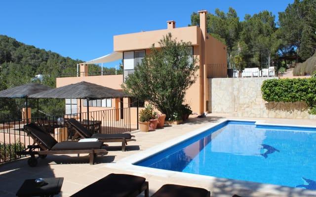 Villa Panoramica (Registro de entrada ********)
