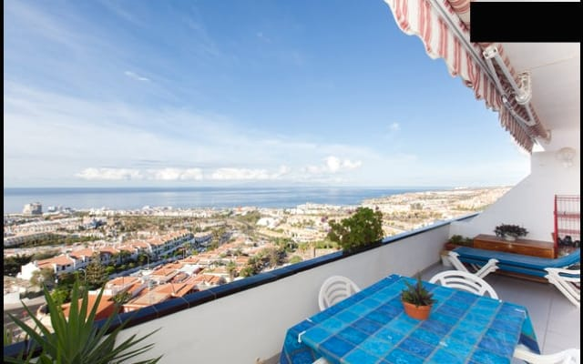 Penthouse - Atico with ocean view