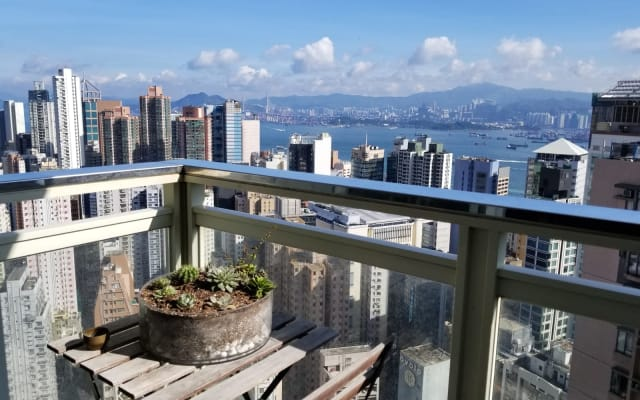 The best area in Hong Kong