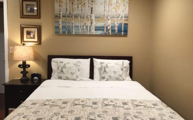 Bonita habitación privada convenientemente ubicada en SJ