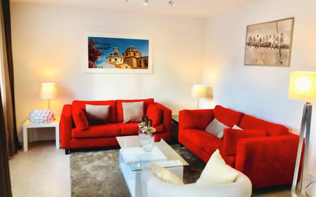 Luxurious Penthouse (atico) apartment 'La Mar' in Altea (max. 4 pers.)