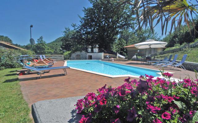 Art Nouveau Villa with Private Pool and Sculpture Garden
