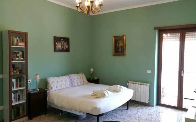 De Edu et Davi maison confortable et tranquille pour vos vacances...