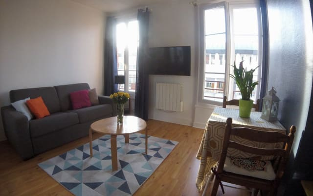 Cosy appartement close to Nation